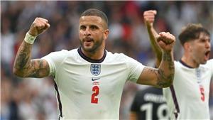 Kyle Walker: Chìa khóa cho hàng thủ tuyển Anh