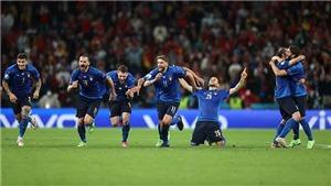Ý vào Chung kết EURO 2021: Giới hạn là bầu trời