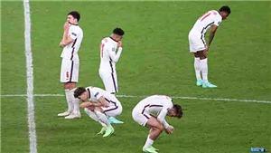 Đội tuyển Anh: Có chiến thắng nào không có nỗi đau