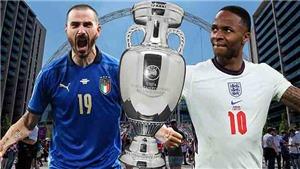 Ý 1-1 Anh (pen 3-2): Thắng ở loạt đá luân lưu, Ý vô địch EURO 2021