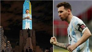 Messi được cổ vũ theo cách đặc biệt trước trận Chung kết Copa America 2021
