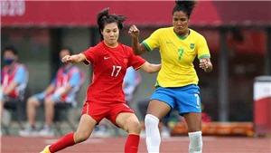 HLV nữ Trung Quốc bị chỉ trích sau trận thua 0-5 trước Brazil ở Olympic