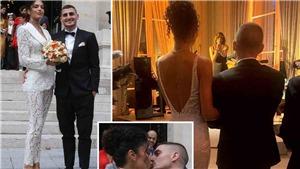 CẬN CẢNH đám cưới xa hoa của Marco Verratti ngay sau vinh quang EURO 2021