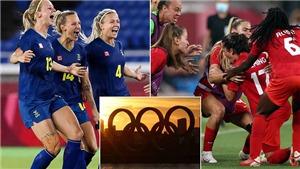 Đổi giờ chung kết bóng đá nữ và tranh huy chương đồng bóng đá nam Olympic 2021