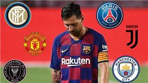 Bóng đá hôm nay 8/8:MU chuẩn bị lương khủng mời Messi,Lukaku  kiểm tra y tế ở Chelsea
