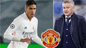 Bóng đá hôm nay 12/8: MU sắp công bố hợp đồng với Varane, Mbappe vẫn muốn tới Real Madrid