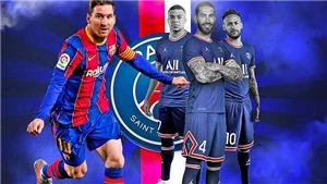 PSG sẽ đá với sơ đồ nào nếu mua được Messi?