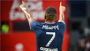 Brest 2-4 PSG: Mbappe lập công, PSG thắng mà không cần Messi, Neymar