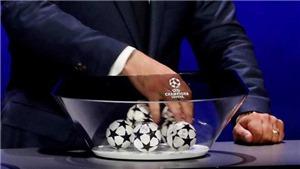 Kết quả bốc thăm vòng bảng Champions League: PSG cùng bảng với Man City, Chelsea gặp Juve