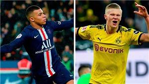 Chuyển nhượng 27/8: PSG thay Mbappe bằng Haaland, Ronaldo quyết tâm rời Juventus
