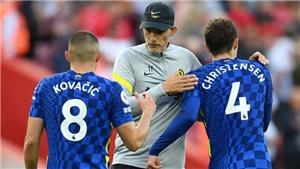 GÓC CHIẾN THUẬT: Chelsea phòng ngự như thế nào trước Liverpool khi thiếu người?