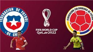 Soi kèo nhà cái Colombia vs Chile và nhận định bóng đá vòng loại World Cup 2022 (6h00, 10/9)