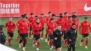 Báo Trung Quốc coi trận gặp Việt Nam như chung kết, không được phép thua