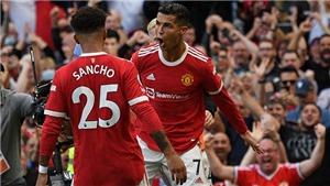 MU 4-1 Newcastle: Ronaldo lập cú đúp, MU vươn lên dẫn đầu Premier League