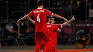 Soi kèo nhà cái Futsal Serbia vs Iran và nhận định bóng đá Futsal World Cup 2021 (22h00, 14/9)