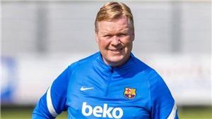 HLV Koeman: 'Barca đang có tương lai nhờ tôi'