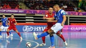CĐV Việt Nam thừa nhận Brazil quá mạnh, vượt trội đẳng cấp so với đội nhà