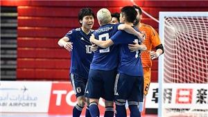 VTV5 TRỰC TIẾP bóng đá Futsal Angola vs Nhật Bản, Futsal World Cup 2021 (00h00, 15/9)