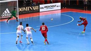 Báo Panama tiếc nuối trận thua trước Việt Nam, khẳng định đội nhà cầm bóng nhiều hơn