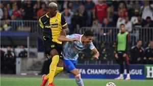 Young Boys 2-1 MU: Ronaldo tiếp tục ghi bàn, Lingard 'báo hại' MU