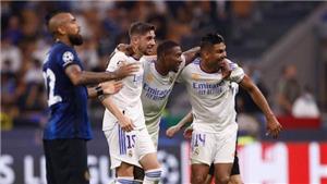 Real Madrid thắng Inter: Sự lọc lõi của Hoàng gia