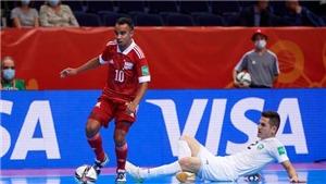 Futsal Nga mơ vô địch World Cup với 'thế hệ nhập tịch Brazil' cuối cùng