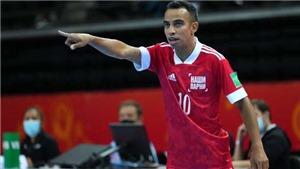 Vòng 1/8 Futsal World Cup 2021. Đối thủ Nga của tuyển futsal Việt Nam mạnh cỡ nào?