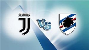 VIDEO Juventus vs Sampdoria, Serie A vòng 6