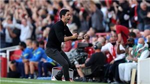Arteta ca ngợi màn trình diễn thượng hạng của Arsenal trước Tottenham