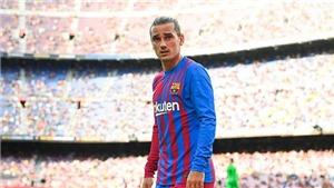 Barca cho Atletico mượn Griezmann, đón Luuk de Jong từ Sevilla