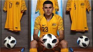 Tom Rogic: Trò cưng của Brendan Rodgers, ngôi sao đáng chú ý nhất của Australia