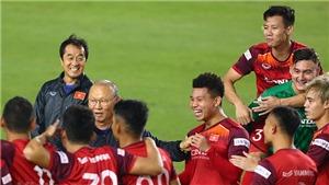 TRỰC TIẾP bóng đá vòng loại World Cup 2022 châu Á hôm nay (VTV5, VTV6)