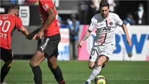 Rennes 2-0 PSG: Messi, Neymar và Mbappe tịt ngòi, PSG thua bẽ mặt