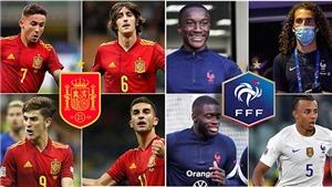 VIDEO Tây Ban Nha vs Pháp, Chung kết Nations League