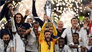 Tây Ban Nha 1-2 Pháp: Mbappe sắm vai người hùng, Pháp vô địch Nations League 2021