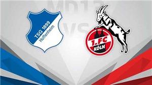 Soi kèo nhà cái Hoffenheim vs Cologne. Nhận định, dự đoán bóng đá Đức (01h30, 16/10)