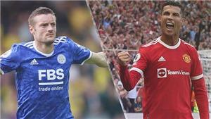 KẾT QUẢ bóng đá Leicester 4-2 MU, Ngoại hạng Anh hôm nay