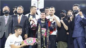 Võ sĩ Thu Nhi chấm dứt sự thống trị của Nhật Bản ở WBO