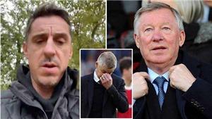 Sir Alex sẽ dùng đội hình nào nếu nắm MU hiện tại?