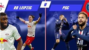 TRỰC TIẾP bóng đá PSG vs Leipzig, Cúp C1 (02h00, 20/10)