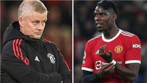 MU: Pogba phớt lờ Solskjaer sau trận thua Liverpool