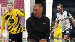 Bóng đá hôm nay 3/4: Hà Nội FC thay HLV. Scholes khuyên MU chọn Haaland, bỏ qua Harry Kane