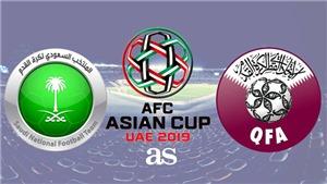 Soi kèo Saudi Arabia vs Qatar (23h00 ngày 17/01). Dự đoán bóng đá. VTV6, VTV5 trực tiếp bóng đá