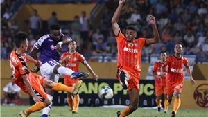 Hà Nội FC: Thắng to nhưng lo hàng thủ