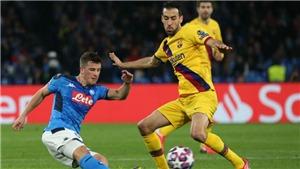 VIDEO: Thay Messi gánh Barca, Busquets 'tấn công' Abidal