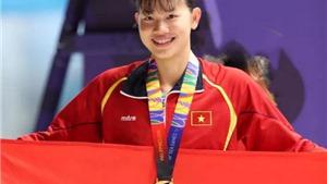 VIDEO: Ánh Viên vẫn là VĐV nữ xuất sắc nhất SEA Games 30 và tư duy ngành thể thao