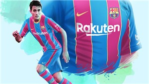 Barca chính thức chiêu mộ Eric Garcia từ Man City