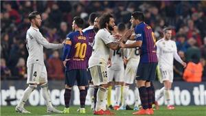 VIDEO bóng đá: Kinh điển Barca vs Real chắc chắn dời ngày thi đấu sang tháng 12