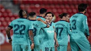 Vì sao chiến thắng 4-0 của Barcelona không mang tới sự tin tưởng?