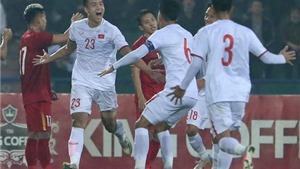 Xem U22 Việt Nam phản công sắc lẹm trước đội tuyển Việt Nam
